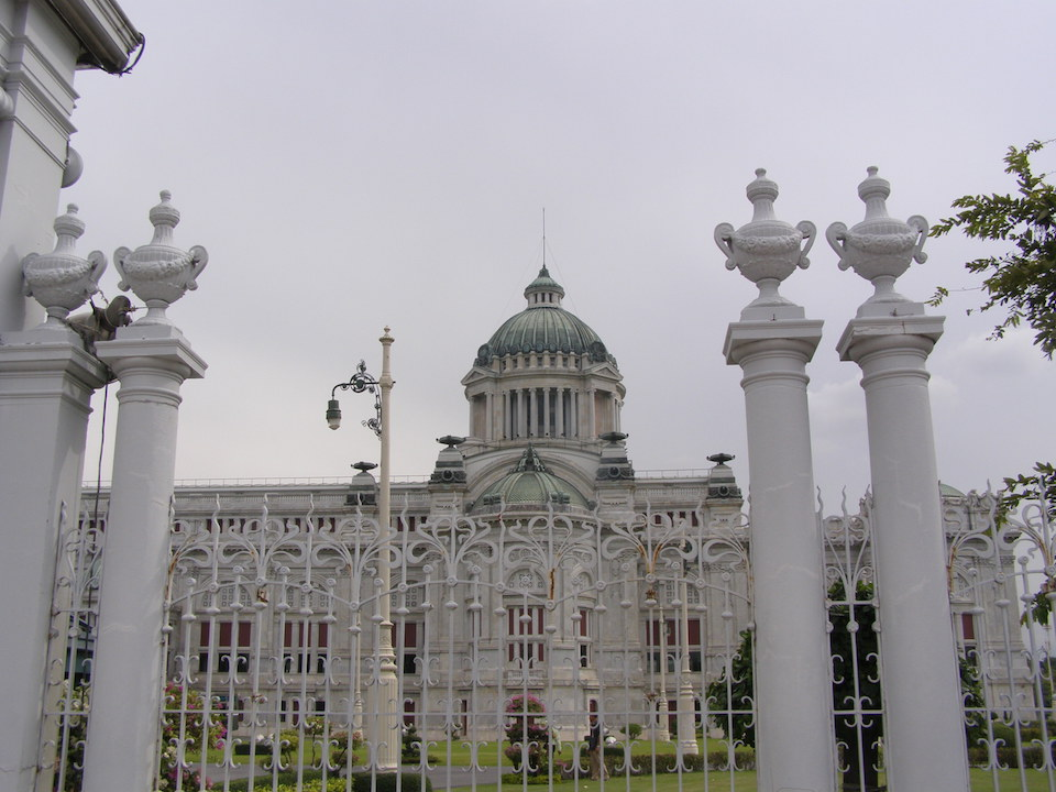 Ananta Samakhom Throne Hall in Bangkok  Adventure in Thailand